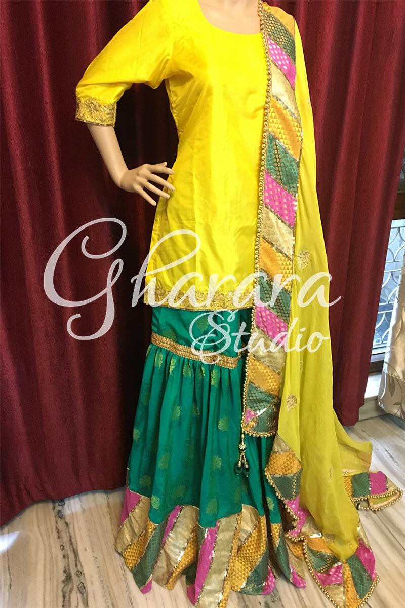 Green Yellow Chatapati